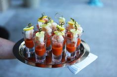 Shrimp Cocktail - Champagne and Caviar Dreams