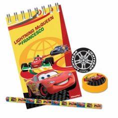 Cars uitdeelcadeautjes en andere artikelen voor een Cars feestje vind je op Tuf-Tuf.NL