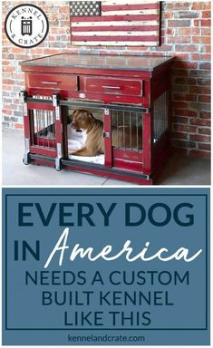 Great Free Designer indoor single or double dog kennels! Replace your wire dog c. Great Free Designer indoor single or double dog kennels! Replace your wire dog crate with a… Tip Dog Kennel Cover, Diy Dog Kennel, Kennel Ideas, Plastic Dog Kennels, Portable Dog Kennels, Luxury Dog Kennels, Wire Dog Crates, Dog Kennel Designs, Dog Crate Furniture