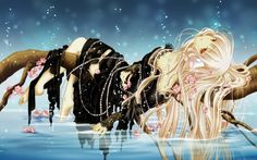 CLAMP, Madhouse, Chobits, Your Eyes Only, Freya Wallpaper