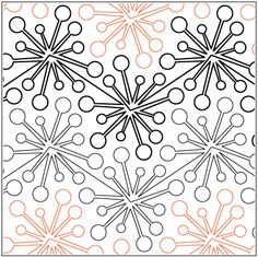 """A single row is 9"""" wide– printed with one row – 144"""" long © 2013 Patricia E Ritter* This design is available in both paper and digital. Please select your preference below.NOTE:  All digital designs include the following conversions: CQP, DXF, HQF, IQP, MQR, PAT, QLI, SSD, TXT, WMF and 4QB or PLT. Most designs also include a DWF, GIF and PDF.This pattern was converted by Digitech."""