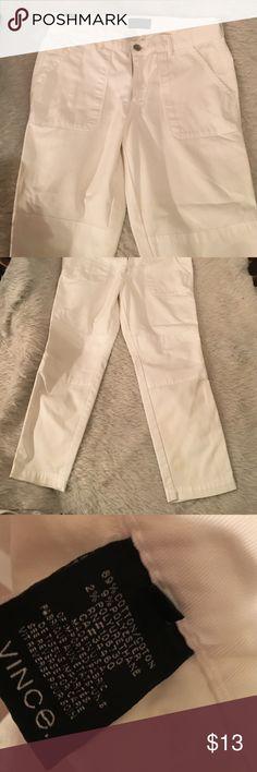 VINCE bootcut pants No flaws Vince Pants