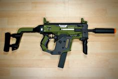 Nerf Stryfe Kriss Vector by JLCustomsCreations on Etsy