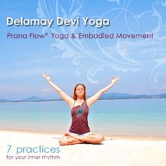 This is your chance to win a free copy of my 2014 Prana flow DVD! Check out yoga pose weekly on FB or Instagram to enter. For full DVD details visit www.delamaydevi.com/shop