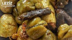 Yaş Dolma (Gaziantep)