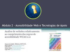 Grupo Bibl ISCTE-IUL (Slideshare sobre WCAG 2.0)