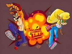 64 Best Gaming Crash Bandicoot Images Crash Bandicoot