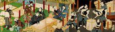 甲子春黄金若餅 | 錦絵アーカイブス | アーカイブス | 味の素食の文化センター