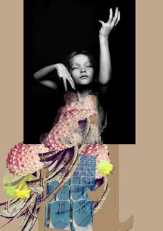 Sinead Leonard's digi collages