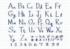 Resultado de imagem para letras para pintar em fraldas