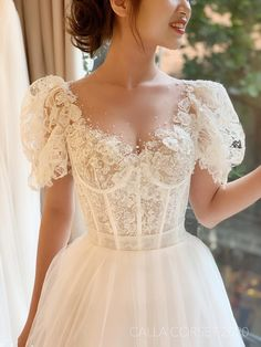 Dream Wedding Dresses, Bridal Dresses, Cinderella Wedding Dresses, Garden Wedding Dresses, Gorgeous Wedding Dress, Pretty Dresses, Beautiful Dresses, Ball Dresses, Prom Dresses