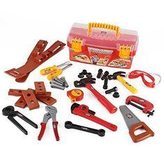 31PCS Kids Workshop Construction Tools Box Belt Pretend Play Toys Boys Gift Set: $23.93End Date: Dec-30 07:03Buy It Now for… #eBay #Amazon