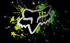 Fox Racing Logos  | ... fox image monster fox graphic code new monster energy…