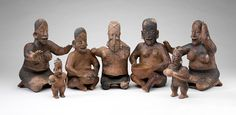 The 'haunting subhuman monstrosities' of ancient Nayarit: a critical reassessment | NGV
