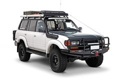 With four-wheel drive and a 4.5L six-cylinder engine, the 1994 Toyota Land Cruiser had the heart and the legs to grow into an off-road beast.