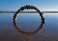Reflections: Environmental Art by Martin Hill | Inspiration Grid | Design Inspiration