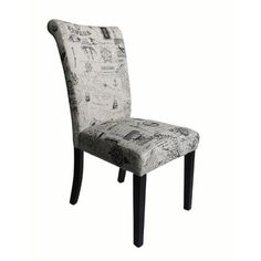 @Overstock - Add a touch of color and style to your home decor with this set of Monsoon Voyage Black Dining Chairs. These rollback chairs have a unique fabric that is a combination of map and ship prints that are random so that no two chairs are identical.http://www.overstock.com/Home-Garden/Monsoon-Voyage-Upholstered-Black-Dining-Chairs-Set-of-2/6660505/product.html?CID=214117 $203.99