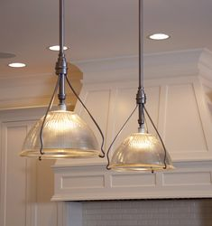Vintage Holophane Traditional Pendant Lighting