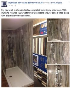 1000 images about rothwell tiles bathrooms on pinterest for Bathroom design northampton
