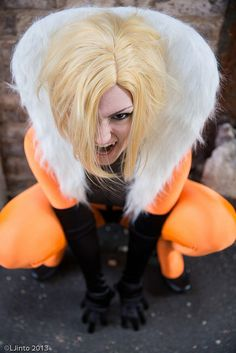 Sabertooth, X-Women | C2E2 2013 #cosplay #rule63