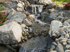 SNEAK PEEK: Waterfall at Blog Cabin 2015