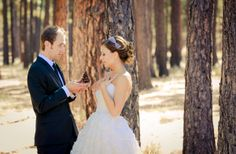 Bend, Oregon wedding photography in Sisters, Oregon at Five Pine Lodges