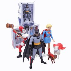 "$21.99 (Buy here: https://alitems.com/g/1e8d114494ebda23ff8b16525dc3e8/?i=5&ulp=https%3A%2F%2Fwww.aliexpress.com%2Fitem%2FDC-COMICS-Designer-Series-Darwyn-Cooke-Batman-Supergirl-Harley-Quinn-PVC-Action-Figure-Collectible-Model-Toy%2F32708432533.html ) DC COMICS Designer Series Darwyn Cooke Batman / Supergirl / Harley Quinn PVC Action Figure Collectible Model Toy 7"" 18cm for just $21.99"