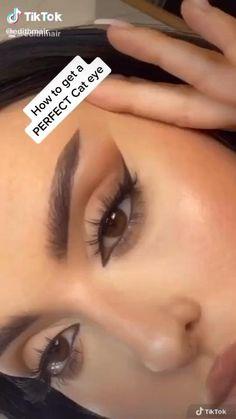 Goth Eye Makeup, Pretty Eye Makeup, Eye Makeup Steps, Makeup Eye Looks, Beautiful Eye Makeup, Eye Makeup Art, Nude Makeup, Eyebrow Makeup, Wedding Makeup Tips