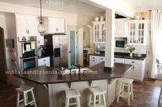 range hoods painted   Ooh La La & Friends: Chalk Paint® on cabinets-Kitchen Make-over Part ...