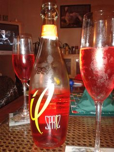 gezellig avondje met @mionetto #spritz
