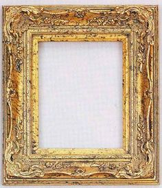 mix match gold frames for table numbers