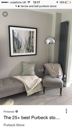 Best How Farrow And Ball Drop Cloth Really Looks Click Through 400 x 300