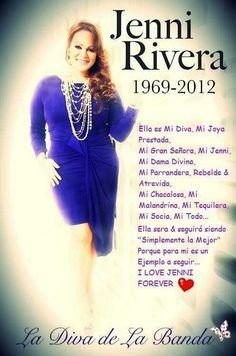 Jenni we love you para siempre.