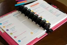 Thin After Twins: Free Planner Printable!