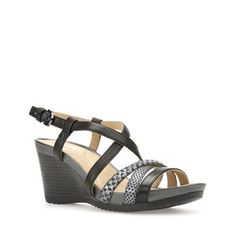 NEW RORIE Black Wedges, Shoes, Women, Fashion, Moda, Zapatos, Shoes Outlet, Fashion Styles, Shoe