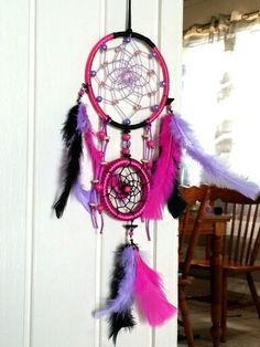 Cute Dreamcatcher by me!!