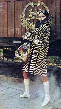 vintage fashion 1967