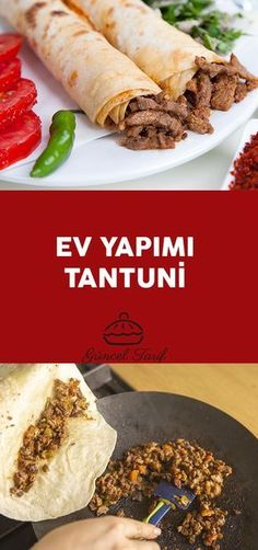 Homemade Tantuni Recipe-Ev Yapımı Tantuni Tarifi Homemade Tantuni the the I - turkishrecipes Hamburger Meat Recipes, Beef Recipes, Healthy Eating Tips, Healthy Nutrition, Turkish Recipes, Ethnic Recipes, Turkish Kitchen, Pasta Recipes, Food And Drink