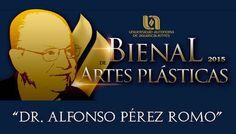 La Universidad Autónoma de Aguascalientes en apoyo a la creación y producción artística convoca a participar en la Bienal de Artes Plásticas 2015 Dr. Alfonso Pérez Romo. Consulta las bases en: http://www.uaa.mx/rectoria/dcrp/wp-content/uploads/2015/04/121-Bienal-Artes-Plasticas-2015.jpg