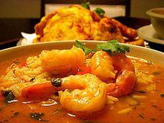 Croatian Shrimp Stew,Adriatic Restaurant Dish www.casademar.com