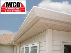 http://www.avcoroofing.com/gutters.htm Seamless aluminum rain gutters, created & installed for you, in any color.