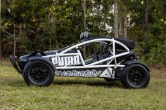 Bid for the chance to own a 2016 Ariel Nomad Tactical at auction with Bring a Trailer, the home of the best vintage and classic cars online. Ariel Nomad, All Terrain Tyres, Sport Seats, Classic Cars Online, Antique Cars, October, Dune, Offroad, Vehicle