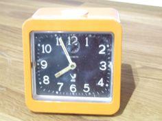 SALE 15% OFF Jaz Clock // Wind up Jaz Clock // Mechanical