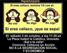 #QueNoPare #CelíacosEnAcción