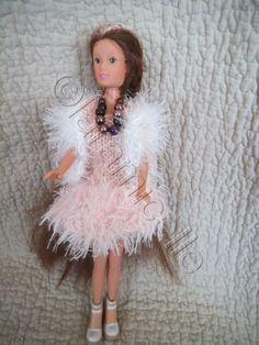 tuto gratuit barbie: veste fourrure