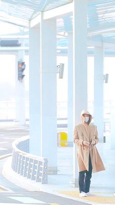 Sehun [HQ] 191213 Incheon Airport, Departing for Kuala Lumpur Sehun Cute, Chanyeol Baekhyun, Park Chanyeol, Cute Baby Wallpaper, We The Kings, Exo Lockscreen, Incheon, Airport Style, Airport Fashion
