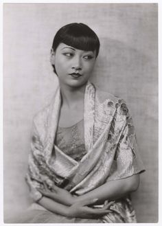 The First Chinese-American Hollywood Star: 35 Beautiful Vintage Photos of Anna May Wong in the and Hollywood Star, Vintage Hollywood, Classic Hollywood, Hollywood Glamour, Louise Brooks, Josephine Baker, Marlene Dietrich, Anna May, Divas