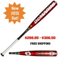 2015 DeMarini Voodoo Overlord FT BBCOR Baseball Bat: Best For Power? #baseball #BBCOR $299.95 - $306.50