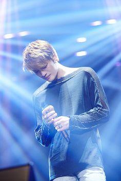 [NEWS] 150330 JYJ's Kim Jae Joong wraps up final solo concert before enlistment   JYJ3