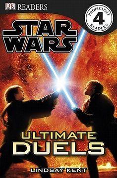 Star Wars: Ultimate Duels (DK Reader: Level 4) #starwarsbooks